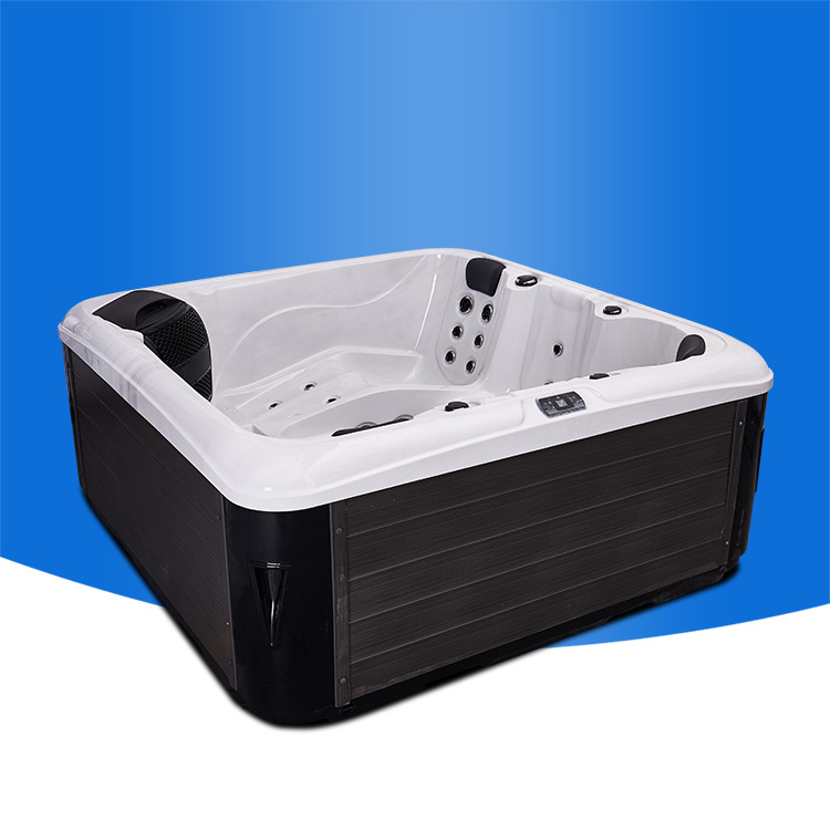 Joyspa Whirlpool Hot Tub Pool Spas
